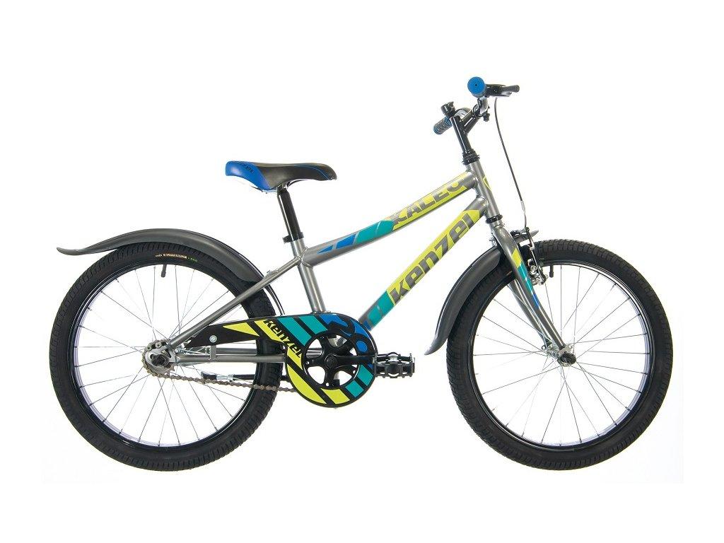 """Bicykel Kenzel KALEO 20"""" metalic 2021"""