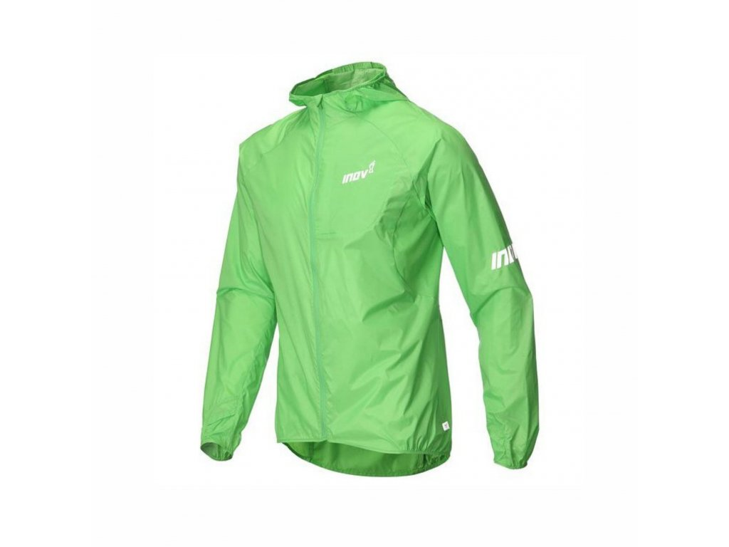 Bunda INOV-8 Windshell FZ green