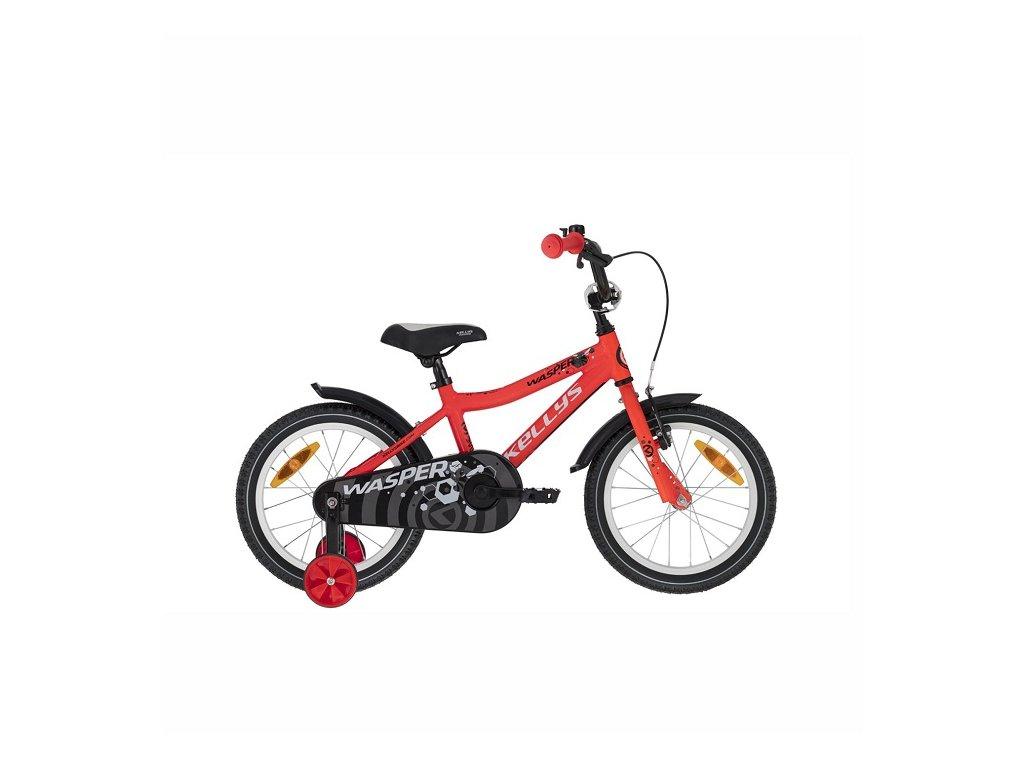 "Bicykel Kellys WASPER 16"" red 2021"