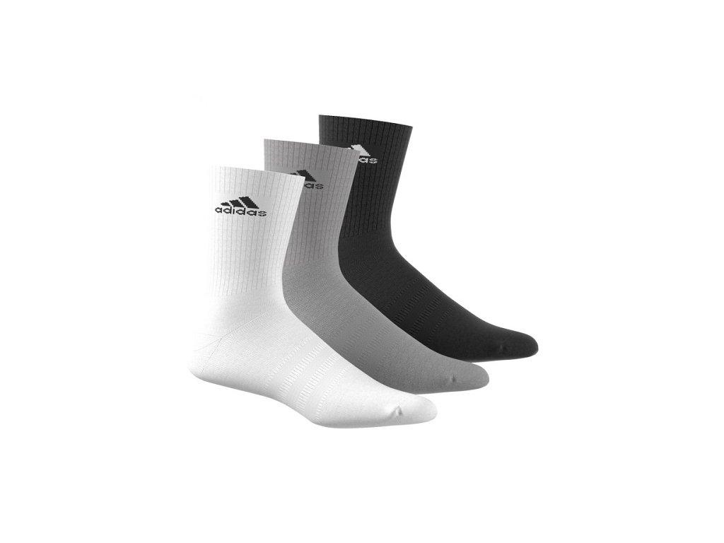 Ponožky adidas AA2299 3S Per Cr HC 3p