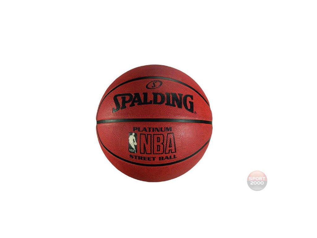 Lopta Spalding NBA Platinum vel.7