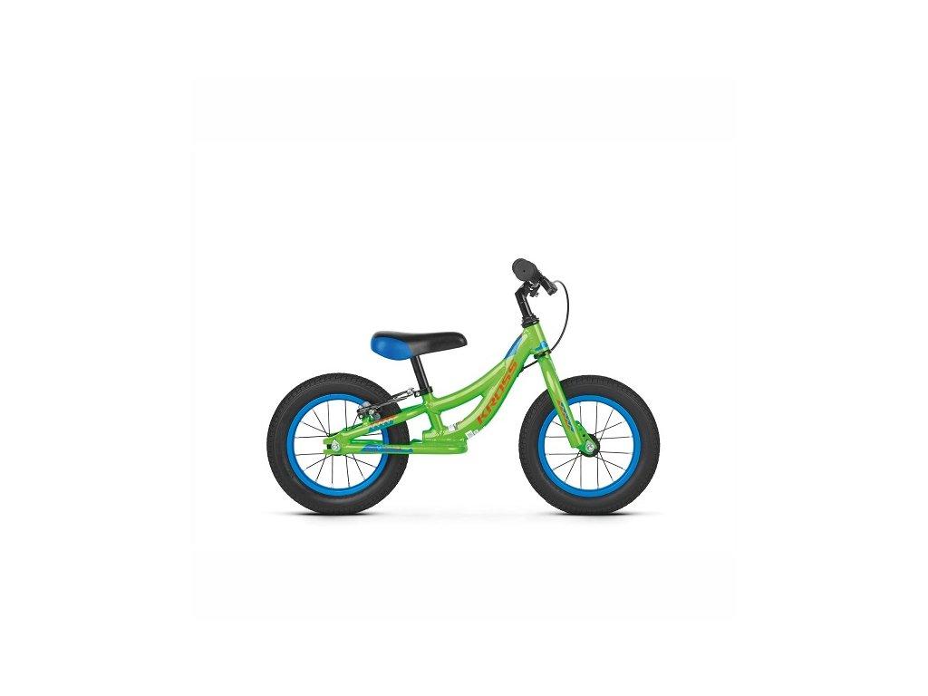 "Odrážadlo Kross Kido M 12"" green 2021"