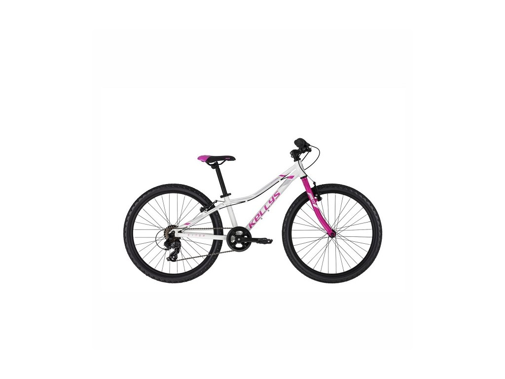 Bicykel Kellys Kiter 30 White 2021