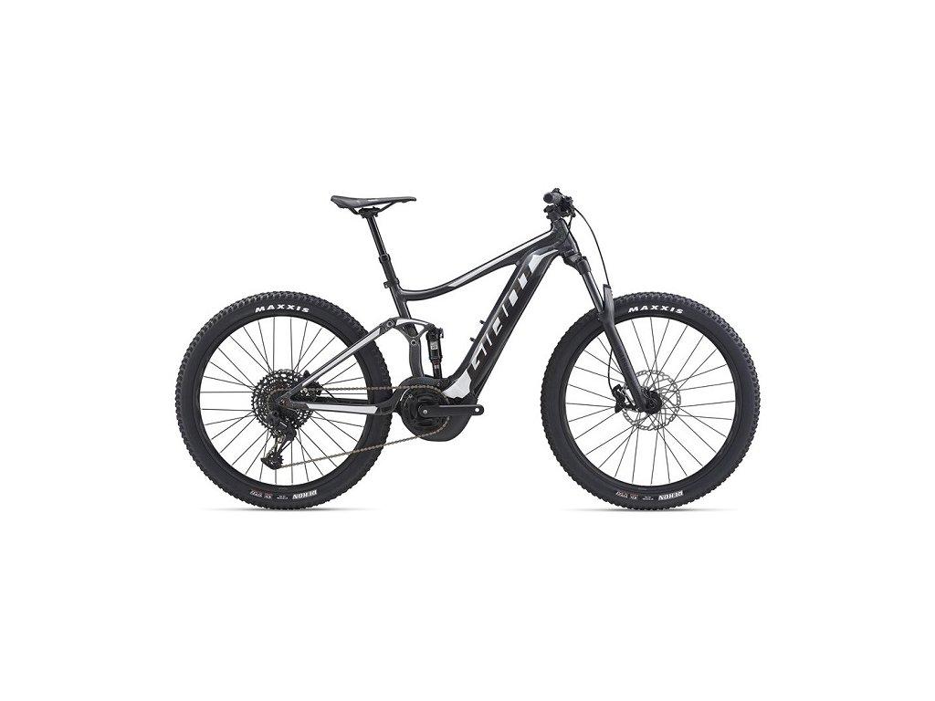 Bicykel Giant Stance E+ 1 rainbow black 2020