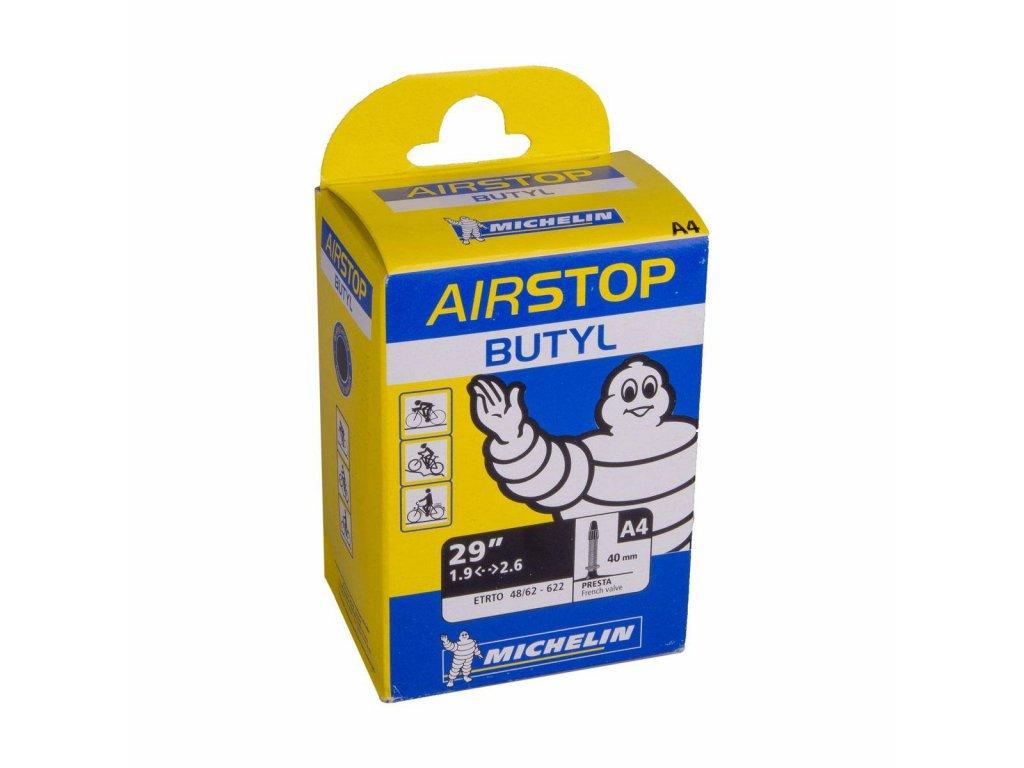 Duša Michelin A4 29x1.90/2.60 FV 40mm