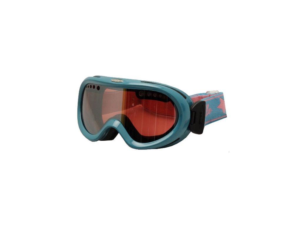 Okuliare Bollé Nebula shiny blue verm gu