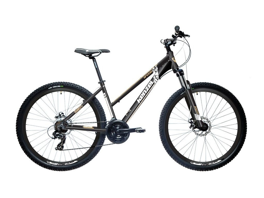 "Bicykel Kenzel Shade 26"" W Disc black 2021"