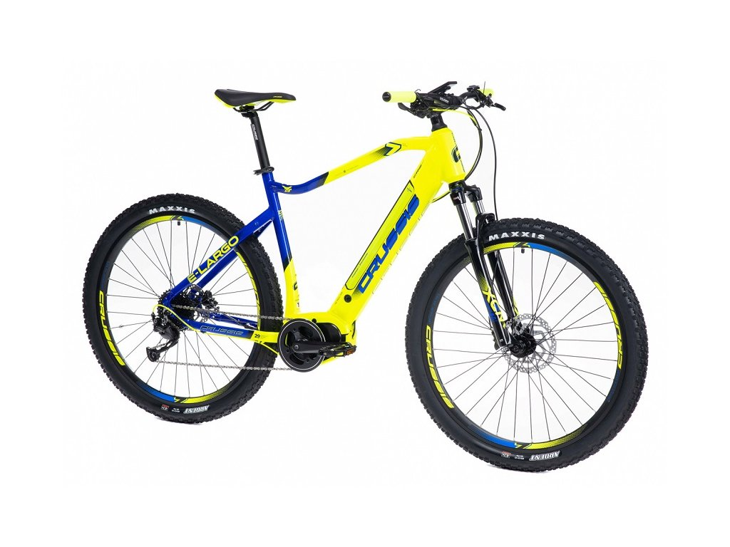 """Bicykel Crussis e-Largo 7.6 29"""" 522Wh 2021"""