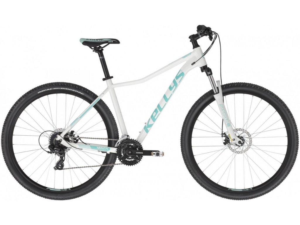 """Bicykel Kellys Vanity 30 White 27.5"""" 2021"""