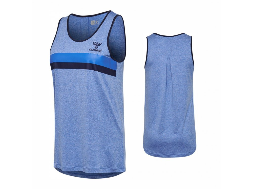Tričko Hummel 203030 HMLZOE TOP blue