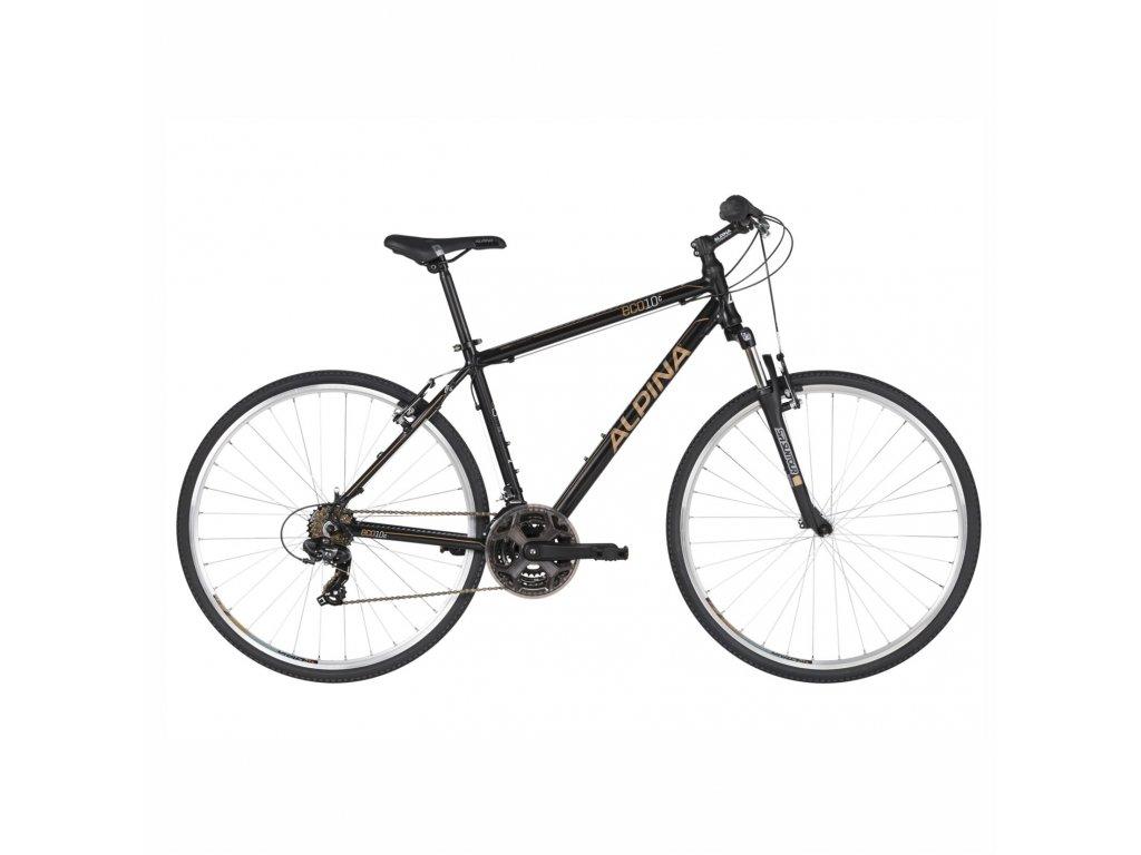Bicykel Alpina ECO C10 Black 2020