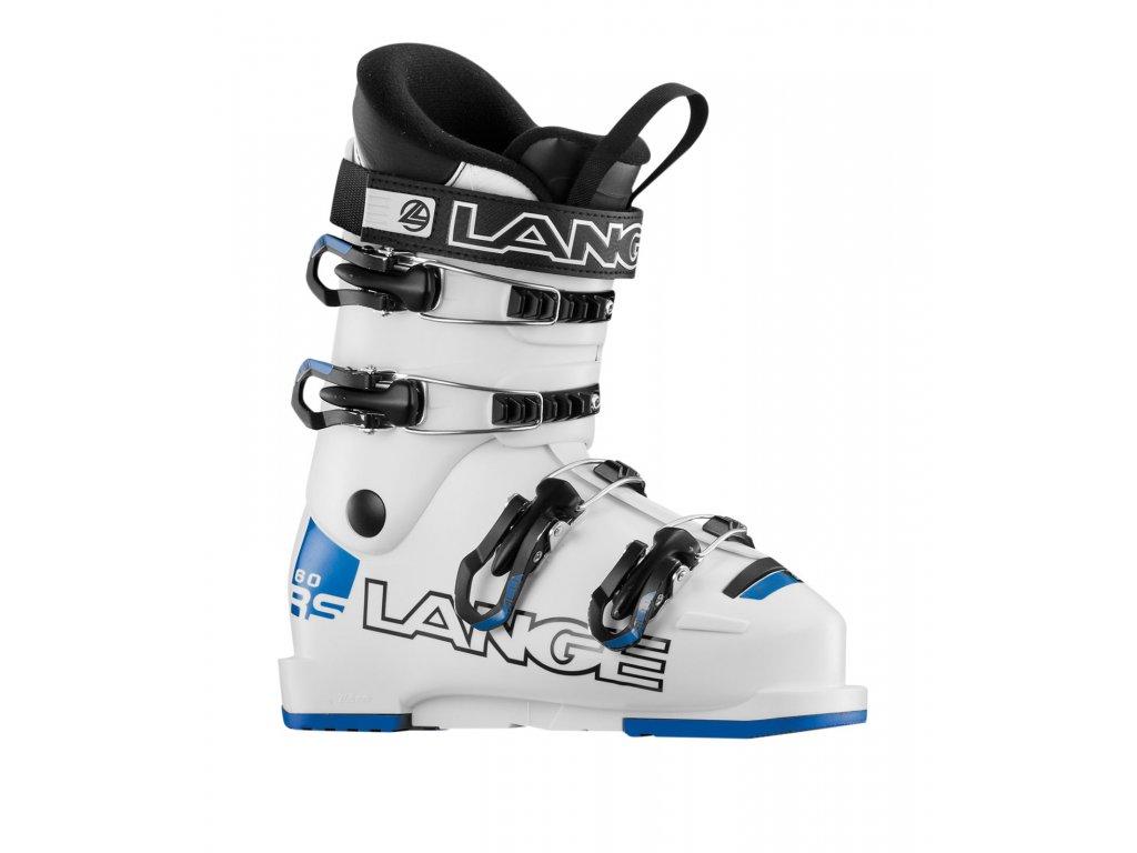 Lyžiarky Lange RSJ 60 white vel.24 16/17