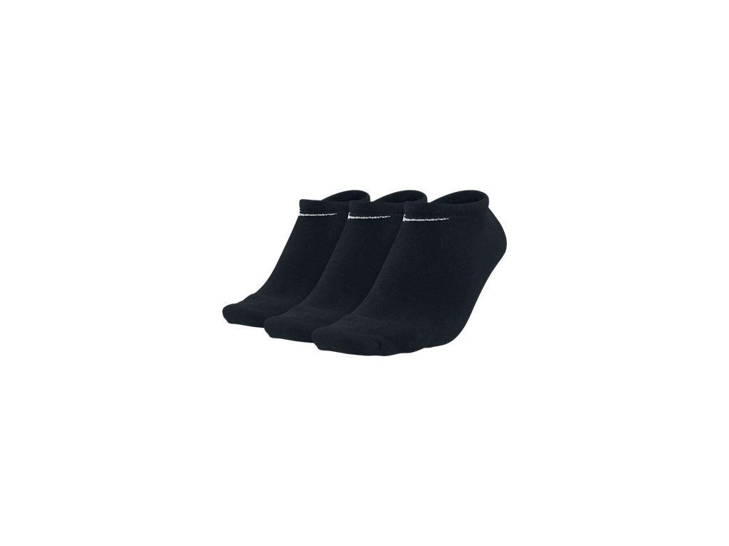 Ponožky NIKE SX2554 3pack čierne