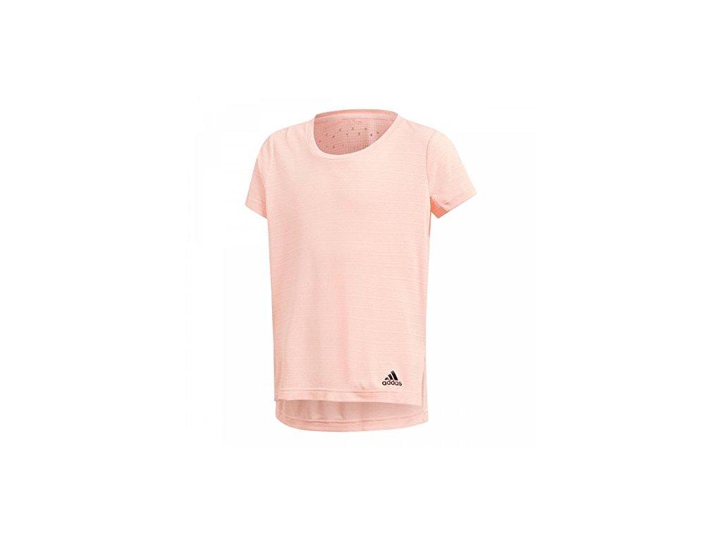 Tričko adidas DJ1095 YG CHILL TEE