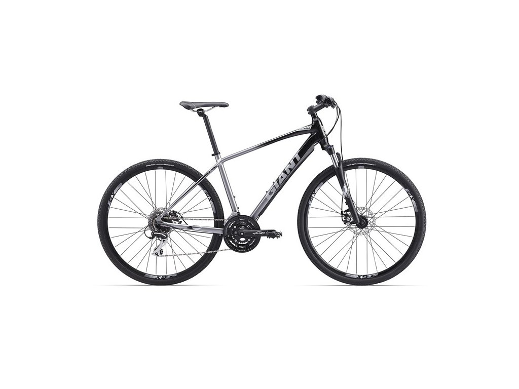 GIANT Roam 3 Disc-M17-M-black/charcoal 2017