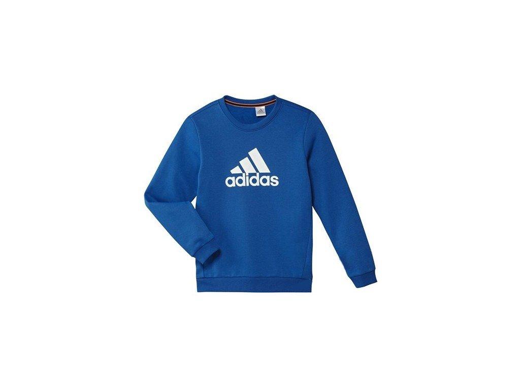 Mikina Adidas X23553 ESS Logo CrSwbr