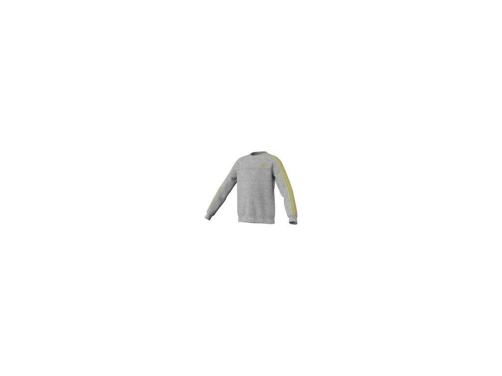 Mikina adidas YB ESS3S C SWEA