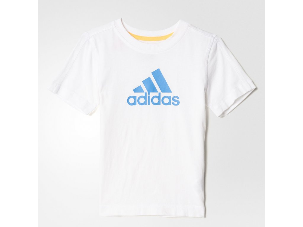 Tričko adidas AK2770 LK ESS LOGO TEE