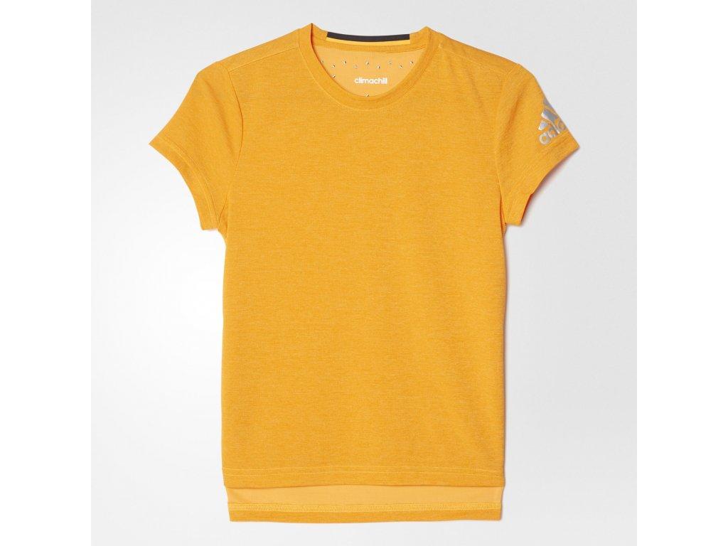 Tričko adidas AY5959 YG CCHILL TEE
