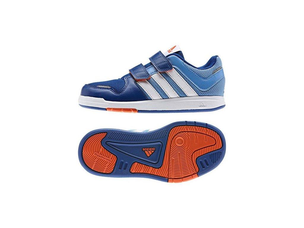 Obuv adidas B40718 LK Trainer 6 CF K