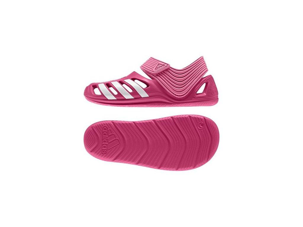 Obuv adidas B44457 Zsandal K