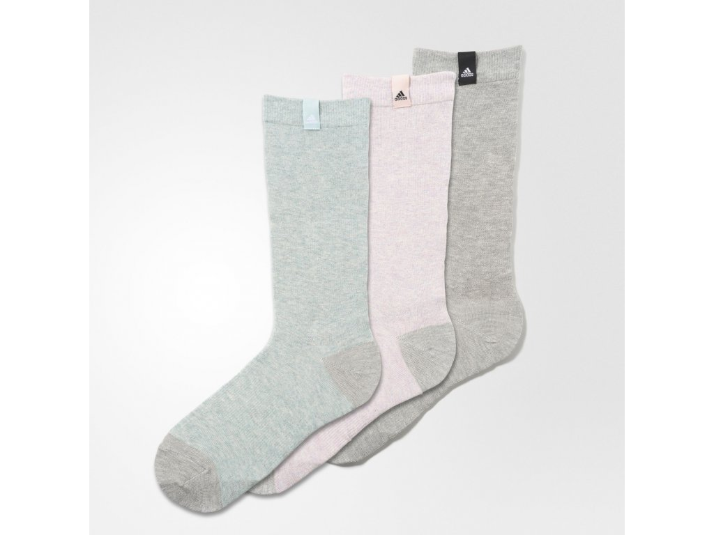 Ponožky adidas AY6415 PER LA CREW T3P