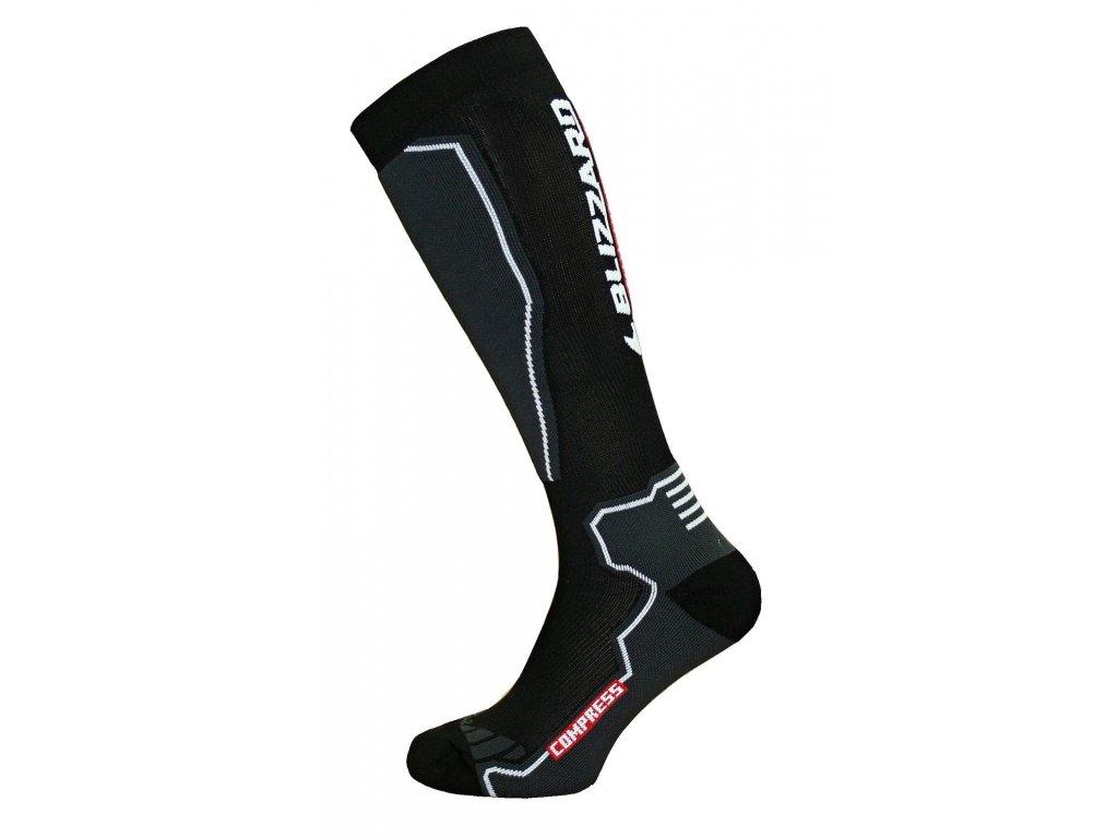 Ponožky Blizzard Compress ski socks