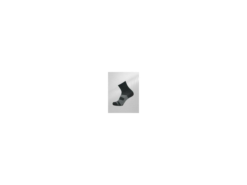 Ponožky Sherpa API čierna