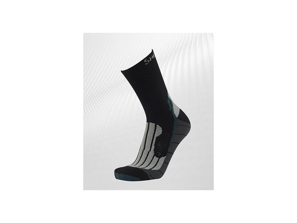 Ponožky Sherpa Denali čiernošeda