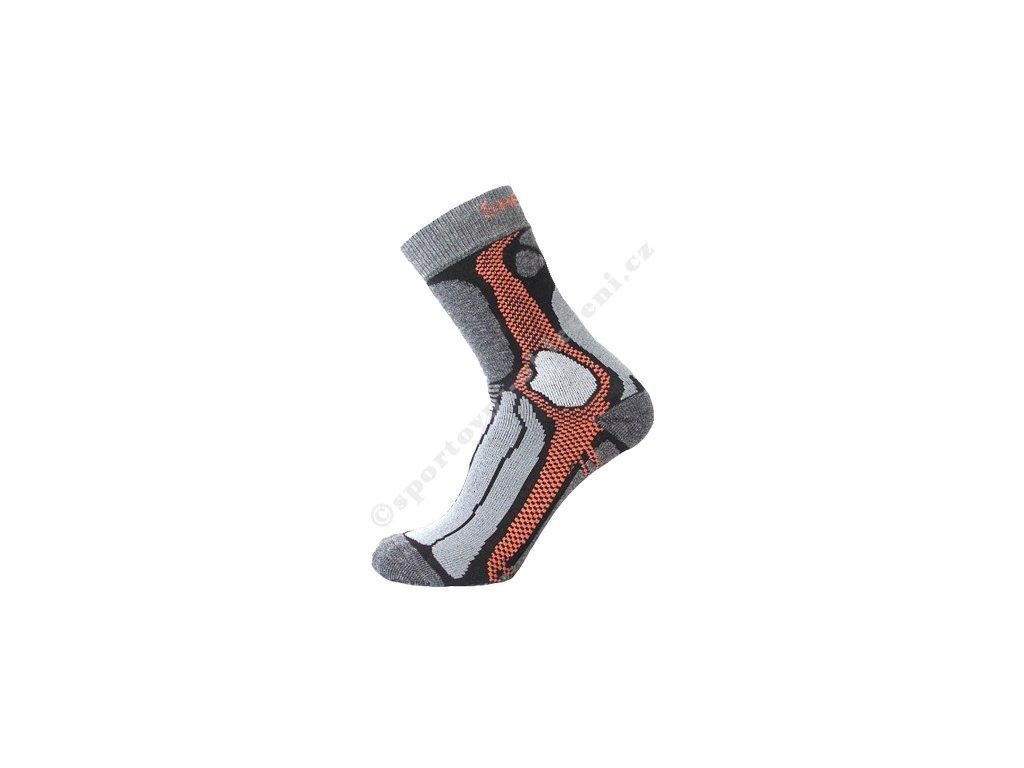Ponožky Sherpa Dunagiri šeda