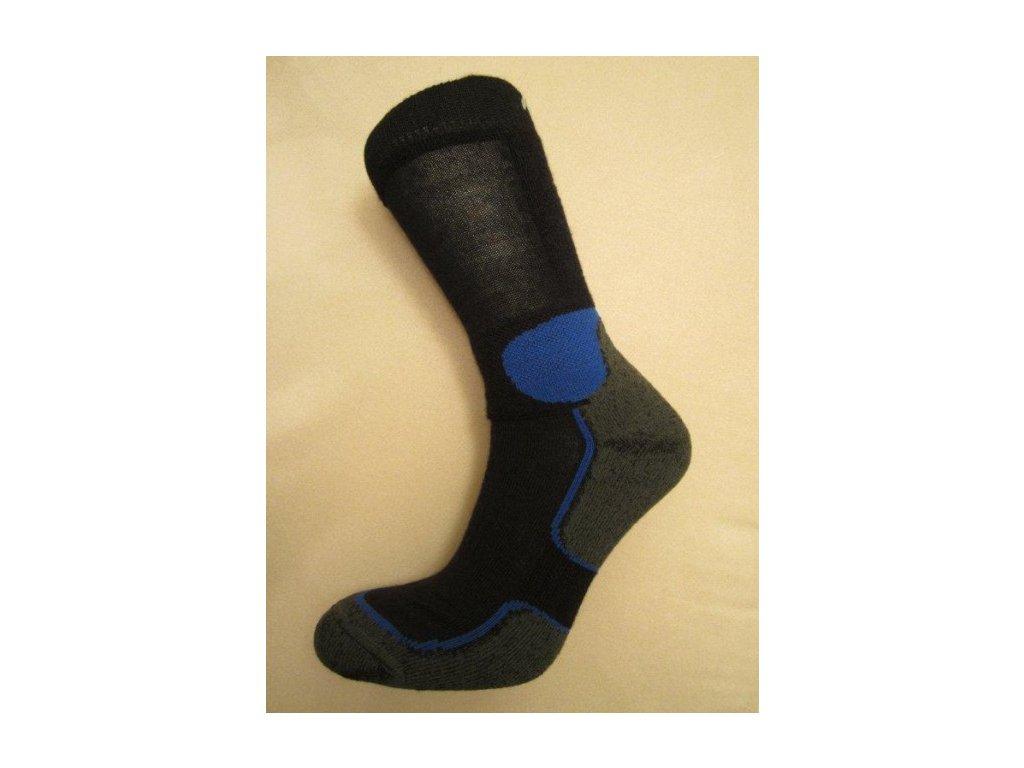 Ponožky Sherpa Elgon VL modra