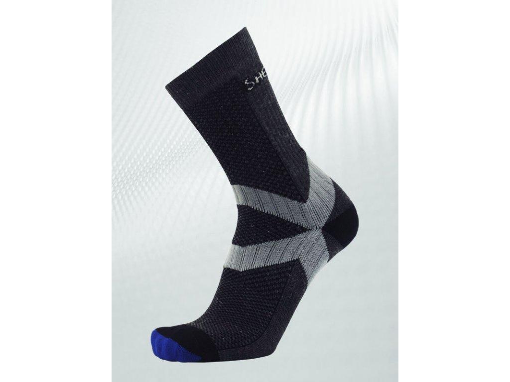 Ponožky Sherpa Kupol antracit