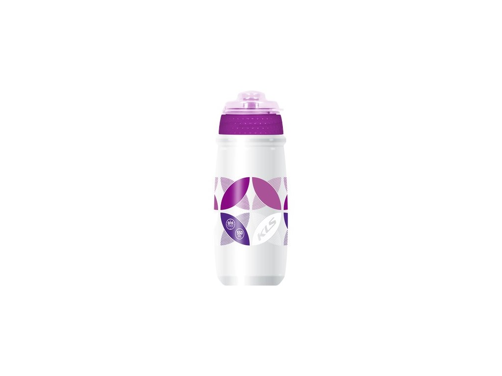 Fľaša Kellys ATACAMA purple 550ml