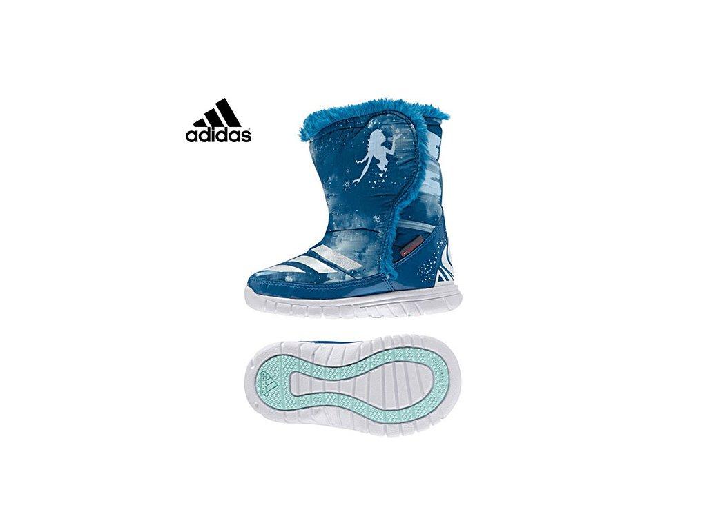 Obuv adidas AQ3656 Disney Frozen Mid I