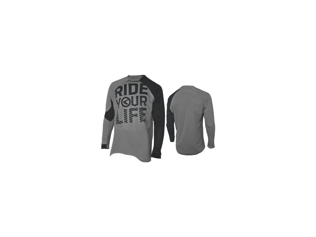 Dres Kellys RIDE YOUR LIFE long grey XL