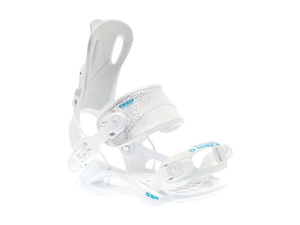 Viazanie SNOW PRO SP FT270 white 16/17