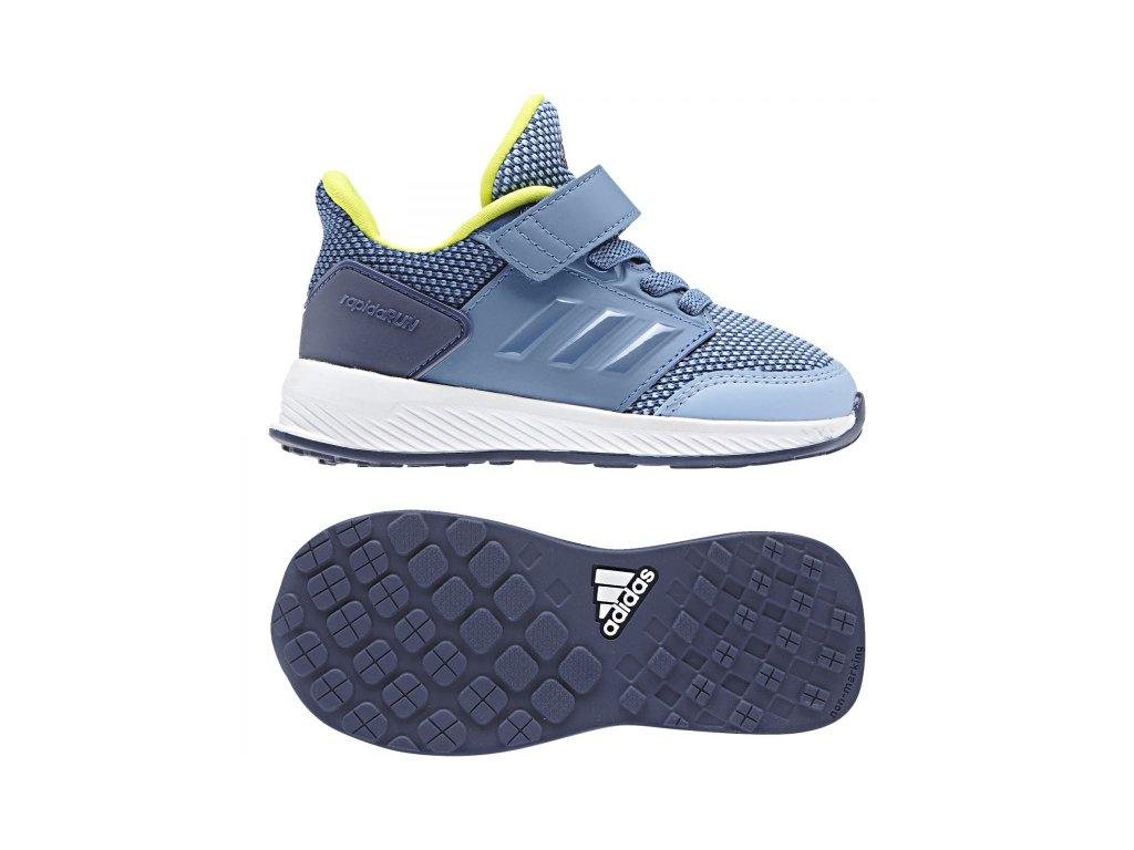 Obuv adidas CQ0140 RapiddaRun EL I