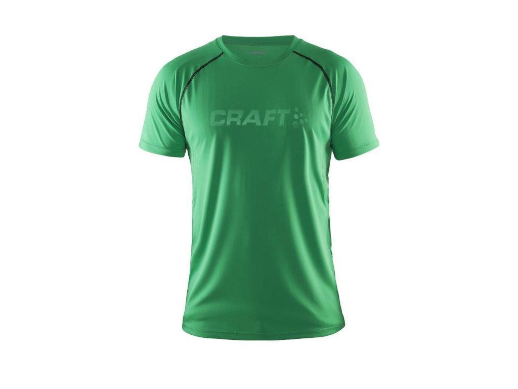 Tričko CRAFT PRIME SS green