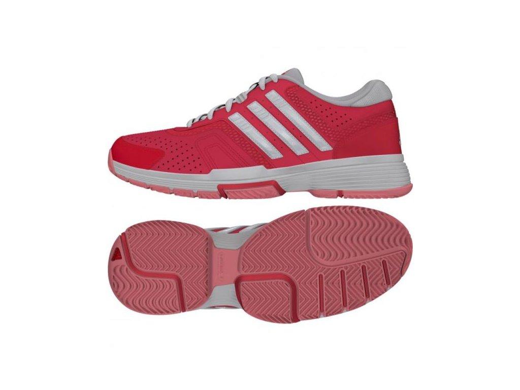 Obuv adidas S74568 barricade court 2 w