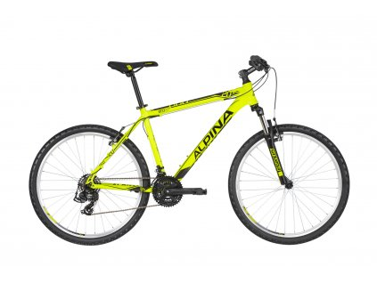 Bicykel Alpina ECO M20 Neon Lime 2021