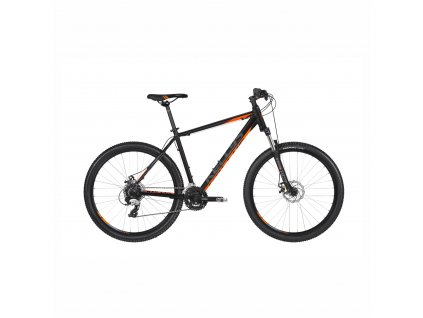 "Bicykel Kellys MADMAN 30 27.5"" black 2020"