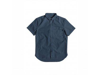 Košeľa Quiksilver Time Box short sleeve