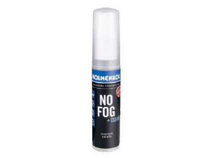 Impregnácia NO FOG Holmenkol + clean