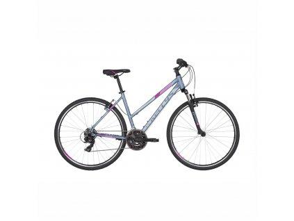 Bicykel Kellys CLEA 10 Grey pink 2020