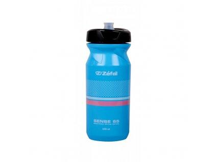 Fľaša Zefal SENSE 650 ml blue