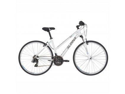 Bicykel Alpina ECO LC20 white 2019