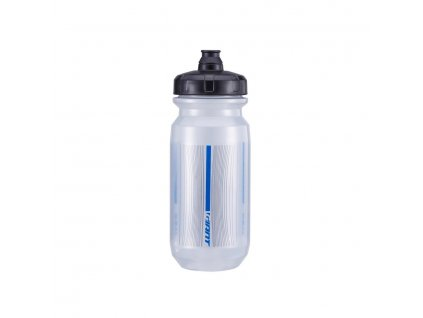 Fľaša Giant Doublespring 600CC trans.blu