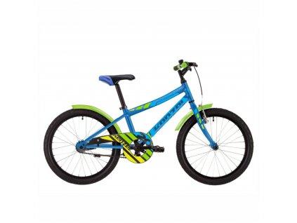 Bicykel Kenzel KALEO traffic blue 2019