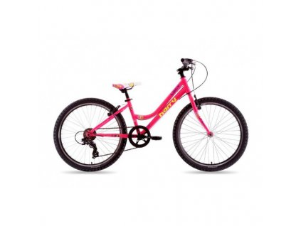 """Bicykel Harry LUCY 24"""" pink 2019"""