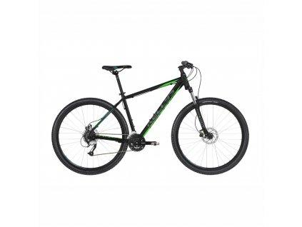 "Bicykel Kellys MADMAN 50 29"" black green 2020"